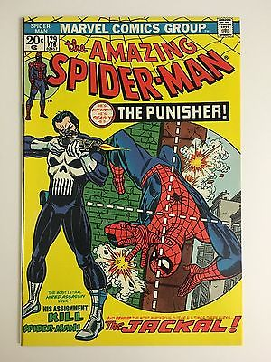 Amazing SpiderMan 129  96 NEAR MINT NM  1st App of The Punisher CGC comic