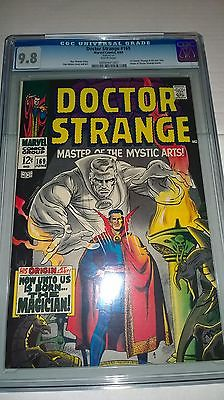 Doctor Strange 169 CGC 98 White Pages