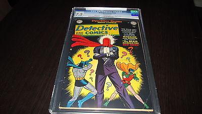 Detective Comics 168 DC Comics Golden Age 1951 CGC 75 Origin of The Joker