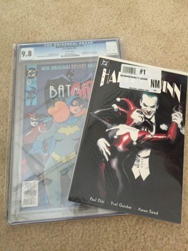Batman Adventures 12 CGC 98 MT First Appearance Harley Quinn w Free Key Issue