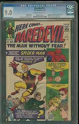 Daredevil 1 90 graded CGC