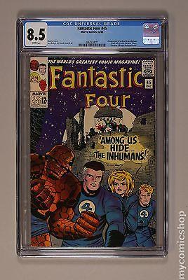 Fantastic Four 1961 1st Series 45 CGC 85 0962638011