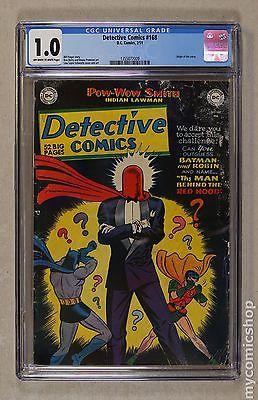 Detective Comics 1937 1st Series 168 CGC 10 1355877009