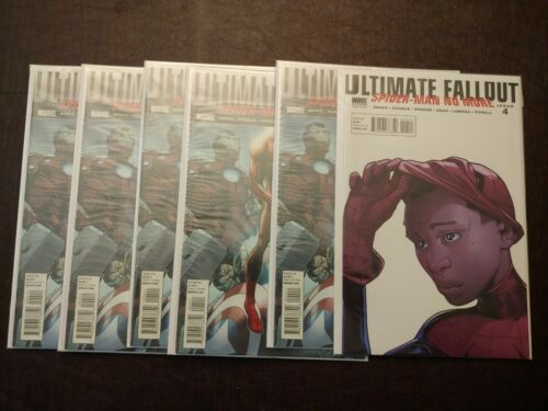 Ultimate Fallout 4 SEALED CGC IT NM 9810 1st Miles Morales 1st Print 5 copies