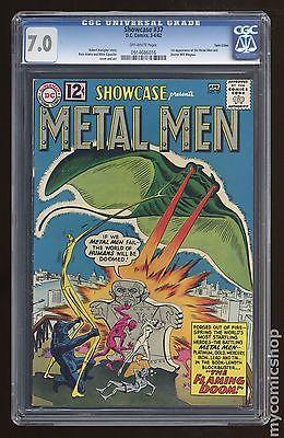 Showcase 19561978 37 CGC 70 0914686016 Twin Cities