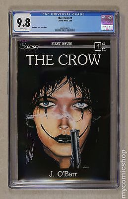 Crow 1989 Caliber 1st Printing 1 CGC 98 0962659005
