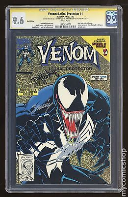 Venom Lethal Protector 1993 1GOLD CGC 96 SS 1235658009