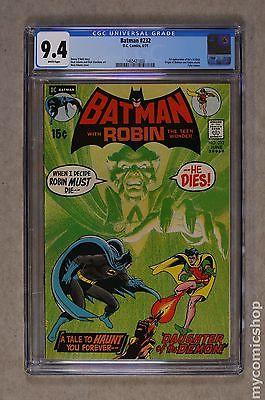 Batman 1940 232 CGC 94 1465421003