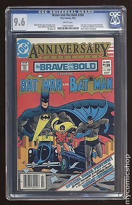 Brave and the Bold 1955 1st Series DC 200 CGC 96 1302075001