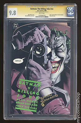 Batman The Killing Joke 1988 11ST CGC 98 SS 1235686020