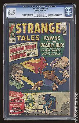 Strange Tales 19511976 1st Series 126 CGC 65 0958503002