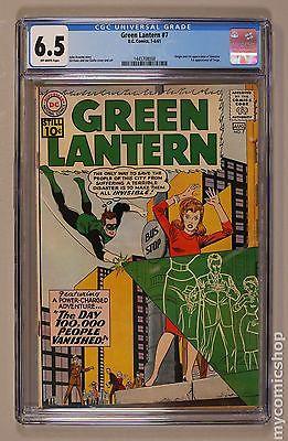 Green Lantern 19601988 1st Series DC 7 CGC 65 1445708008