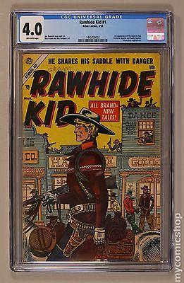 Rawhide Kid 1955 1 CGC 40 1445708001