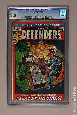 Defenders 1972 1st Series 1 CGC 96 0976947010
