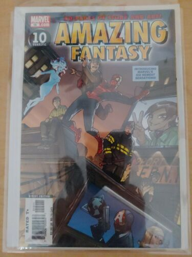 Amazing Fantasy 15 Amadeus Cho HOT issue CGC Ready