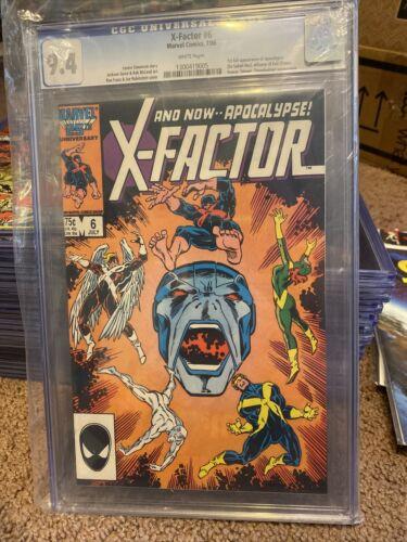 cgc graded comic book lot Xmen