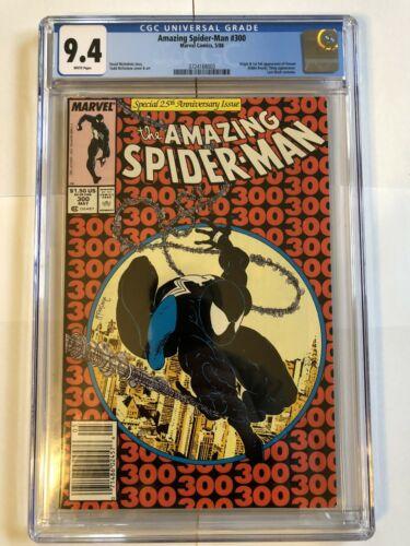 amazing spiderman 300 CGC 94