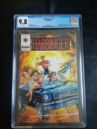 Harbinger 1 cgc 98