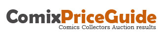 Comics Price Guide, Vintage Comics